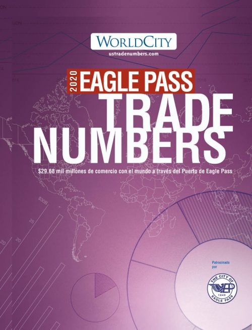 Eagle Pass TradeNumbers Spanish Edition 2020