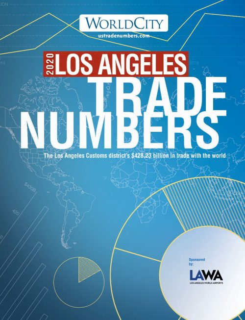 Los Angeles Customs District TradeNumbers 2020