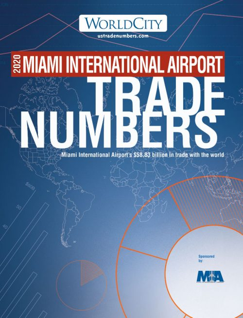 Miami International Airport TradeNumbers 2020