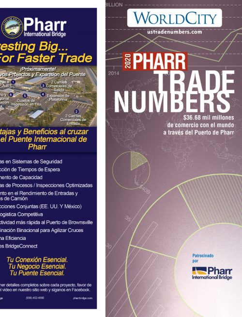 Pharr English TradeNumbers Foldout 2020