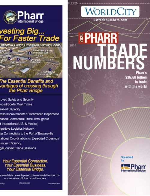 Pharr Spanish TradeNumbers Foldout 2020