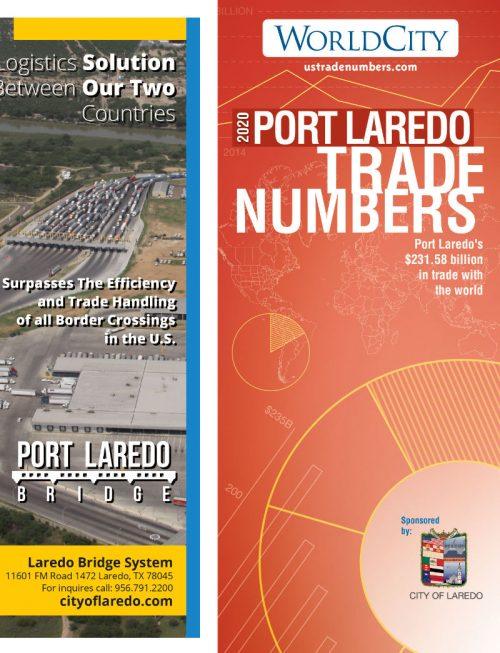 Port Laredo TradeNumbers 2020 Foldout